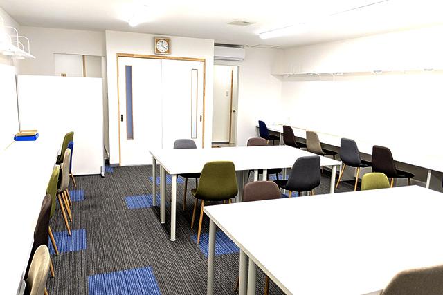 自習室の完備